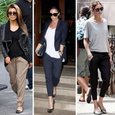 f163a355d1f What to wear with harem pants  discover the best outfits to wear with harem  pants. How to wear harem pants  the best way to wear harem pants women