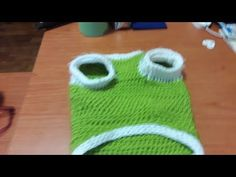 CAPPOTTINO PER CAGNOLINI 1^PARTE - YouTube