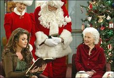 Days of Our Lives images Christmas w/the Hortons wallpaper and background photos