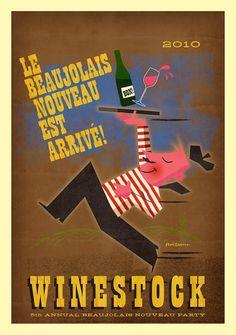 winestock beaujolais promo