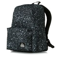 828254a09c64 Reef Reef Moving On Backpack - Black white