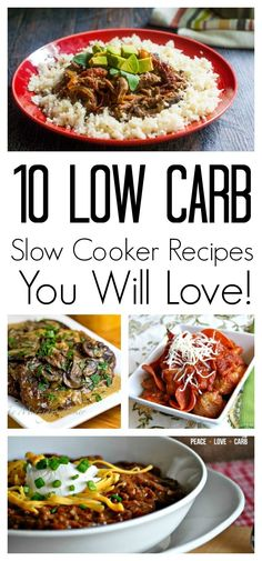 10 Healthy Low Carb