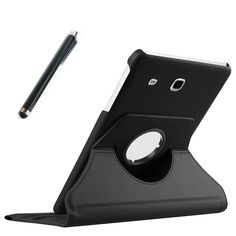 New Products Luxury 360 Rotating Flip Leather Stand Case Cover Tablet Case for Samsung Galaxy Tab E T560 T561 case Ten-colors   Price: US $7.23   http://www.bestali.com/goto/32416066729/10