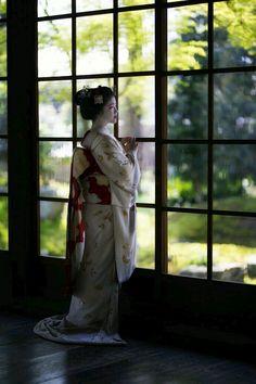 Maiko, Katsuna. Kyoto. Japan.