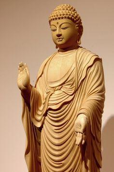 Tathágata Buddha szobor Shi Hui Cong méter magas 110cm Jade Eye