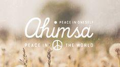 Ayurvedic Ahimsa: Making Good Choices, Balancing Through Opposites