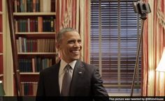 Obama And The Rise Of The Selfie Presidency