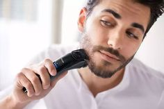 Mustache Shaver - Best Mustache Trimmers: Find High-Quality Top-Rated Beard Trimmers For Men #beard #beards #beardstyles #beardgang #beardedmen #facialhair #mensfashion #mensstyle #men Facial Hair Trimmer, Best Trimmer For Men, Professional Beard Trimmer, Cool Mustaches, Trimming Your Beard, Shopping, Brunettes