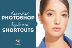 Keyboard shortcuts for Photoshop are a key component to upping your editing game. Learn the essential shortcuts here. #photoshop