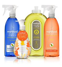 method furry friends pet clean-up kit. all the non-toxic products you'll need for your newest animal addition. // methodhome.com