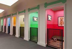 les 25 meilleures id es de la cat gorie garderie pour chien sur pinterest h tel de chiens. Black Bedroom Furniture Sets. Home Design Ideas