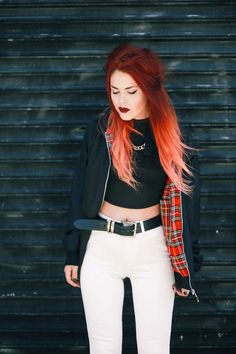 Luanna perez goth fashion to die for in 2019 одежда, стиль, Grunge Outfits, Edgy Outfits, Cute Outfits, Fashion Outfits, Dark Fashion, Grunge Fashion, Fashion Beauty, Estilo Rock, Le Happy