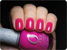 Polish Etc.: Orly Purple Crush Swatches and Review