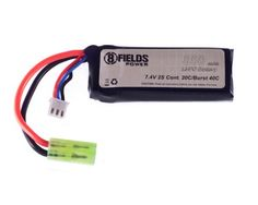 Akumulator Li-Po 850mAh 7,4V 20/40C [8FIELDS]