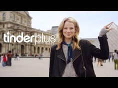 Ad of the Day: Tinder Plus Takes a Girl on Wild Adventures in Love, Sex and Travel | Adweek