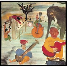 34. The Band, 'Music From Big Pink'  -