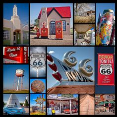 Route 66 - Website and Image Gallery by Greg Disch
