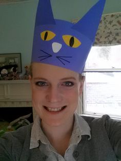 Pete the Cat party from Miss Meg's Storytime
