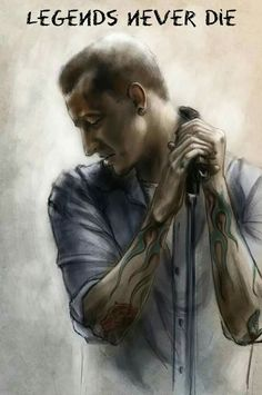 Beautiful Legend Chester Bennington ❤🤘 Your voice will always be home💙🎤🤘 Informations About Legends never die💙 shared by Iridescent on We Chester Bennington Quotes, Charles Bennington, Chester Rip, Linkin Park Chester, Rock N Roll, Heavy Metal, Linkin Park Wallpaper, Music Wallpaper, Linking Park