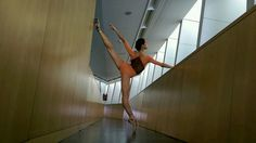Marlen Fuerte Castro  Principal Dancer in Victor Ullate Ballet  Guest Artist St Petersburg and Ballet of Canada .