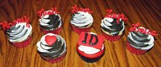 """""""One Direction"""" Cupcakes"""