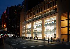 Apple Store, Sydney, Australia.