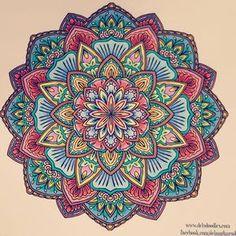 ❤⊰❁⊱ Mandala ⊰❁⊱