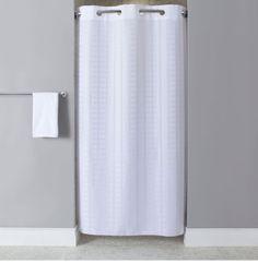 Hookless Hotel Shower Curtain Best Ideas