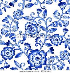 Find Vector Floral Watercolor Texture Pattern Blue stock images in HD and millions of other royalty-free stock photos, illustrations and vectors in the Shutterstock collection. Watercolor Texture, Floral Watercolor, Watercolor Pattern, Blue Pottery, Pattern Images, Drapery Fabric, White Decor, Pattern Wallpaper, Clipart