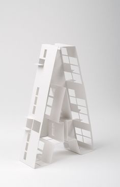 ..la casa A / IAAC Lettering (Lettering) by Lo Siento Studio, Barcelona