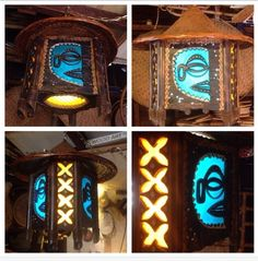 Tangaroa Lamp Tiki Tiki, Tiki Hut, Tiki Lights, Tiki Statues, Tiki Bar Decor, Tiki Lounge, Bamboo Furniture, Polynesian Culture, Backyard Paradise