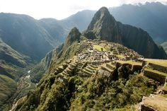 Machu Picchu. Cusco Peru