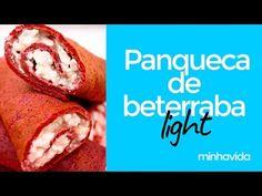 Panqueca de beterraba: coloridas e deliciosas