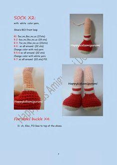 Crochet Dolls Free Patterns, Crochet Doll Pattern, Amigurumi Patterns, Doll Patterns, Amigurumi Doll, Knitting Patterns, Crochet World, Crochet Art, Crochet Doll Clothes