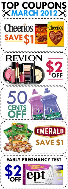 Save on products you use every day! There are hundreds of coupons to choose from - get yours here:  http://womanfreebies.com/coupons-and-savings/top-5-coupon-picks-2/