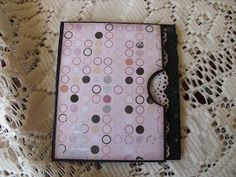 I wanted to show you the mini pocket page booklet I made using a tutorial by Kathy Orta. If you would like to take a look you can find it ...