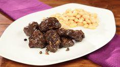 Carne, Toscana, Crockpot, Slow Cooker, Beef, Ethnic Recipes, Desserts, Food, Instant Pot