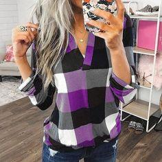 YAXAN Womens Long Sleeve Casual Print Sweatshirts Shirt High Collar Splice T-Shirt Hoodies Color : Rosered, Size : S