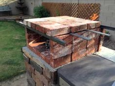 DIY Brick Pizza Oven - YouTube