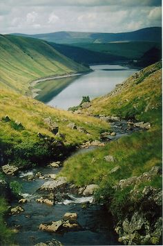 Reflecting on a Scottish Landscape