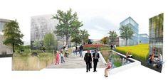 urban landscape architecture - Google Search