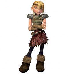 How To Train Your Dragon: Astrid Cosplay Astrid Cosplay, Astrid Costume, Toothless Costume, Dragon Costume, How To Train Dragon, How To Train Your, Disney Pixar, Viking Warrior Woman, Dragon Movies