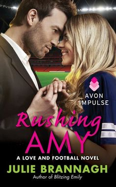 In Review: Rushing Amy (Love and Football #2) by Julie Brannagh
