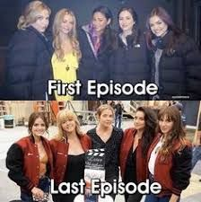 The way Ashley ain't wearing one of the jackets . - - The way Ashley ain't wearing one of the jackets … – - Pretty Little Liars Series, Pretty Little Lies, Pretty Little Liars Quotes, Pll Memes, Pll Quotes, Dramas, Film Serie, Best Series, Sims