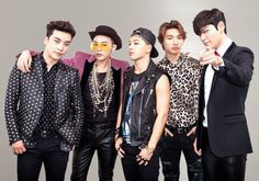 Prueba: ¿Qué miembro de BIGBANG está más atraído hacia ti? via @soompi
