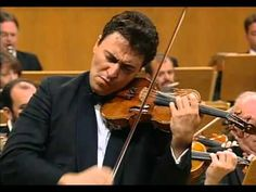 The stunning Violin Concerto in D minor by Jean Sibelius passionately played by Maxim Vengerov.