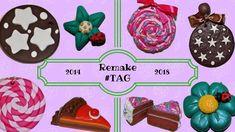 #Remake TAG - FIMO 🇮🇹 Come sono cambiate le mie creazioni negli anni 😮 •...