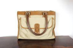 Vintage Marley Hodgson Ghurka Bag No. 9 The by TheLionsDenStudio