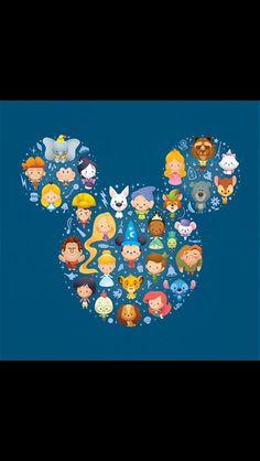 Disney cute