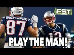 Should You Play a Limited Rob Gronkowski In Week 12 & TE Rankings   FST Sunday